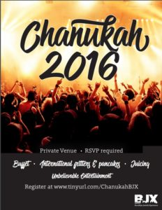 Amazing Brooklyn Chanukah Party