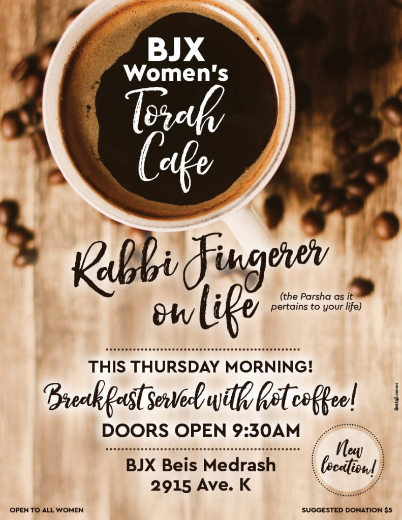 Women's Torah Cafe