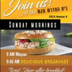 Adult Education each Sunday Morning with Breakfast