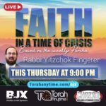 Rabbi Fingerer, BJX Event