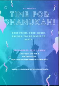 Chanukah event